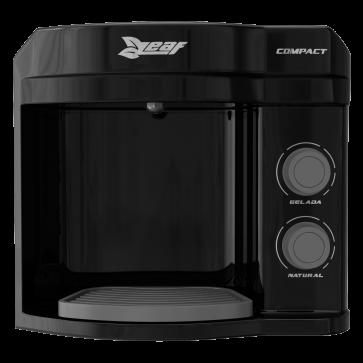 Purificador Refrigerado - Pury Compact PRETO E INOX